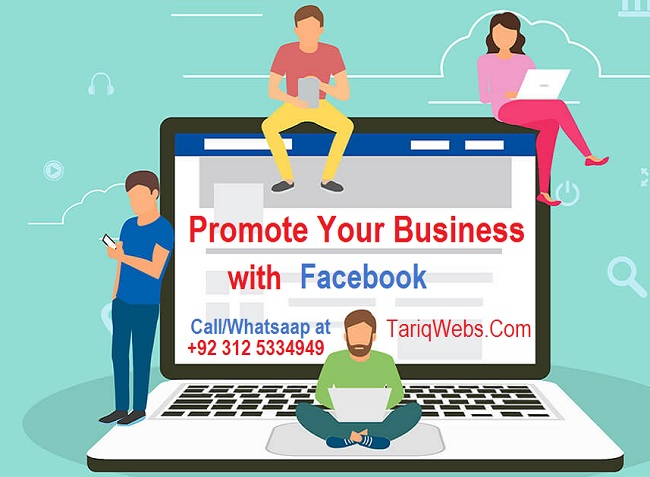 grow business facebook marketing